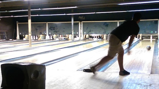 What It's Like to Go Bowling With Someone Who Has Ebola