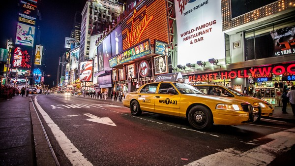 How Taxis Can Double as City-Wide Traffic Sensors