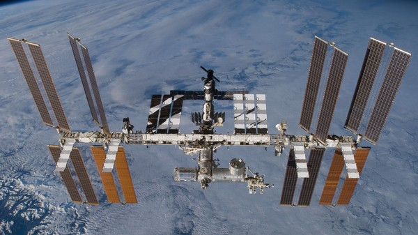 How the International Space Station Plays Dodgeball with Space Junk