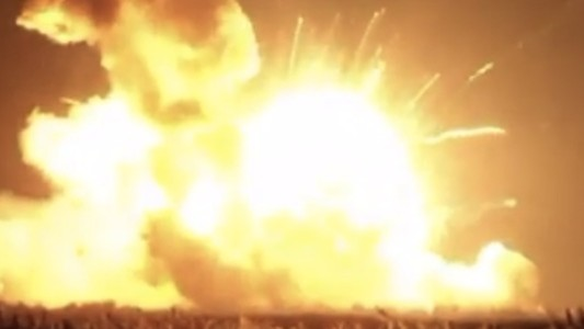 Why Did the Antares Rocket Explode?