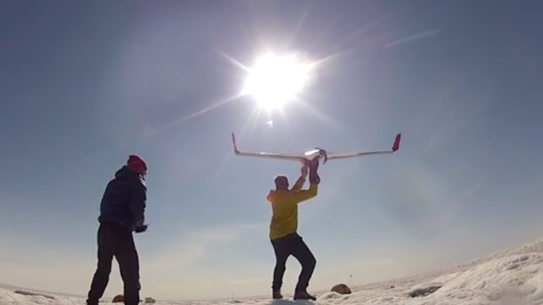 Exclusive: Arctic Drone Footage of a Melting, Human-Stained Greenland