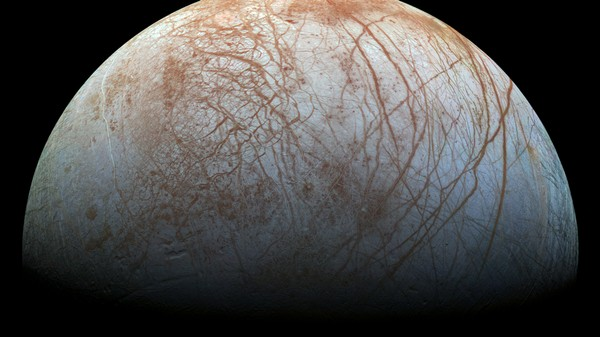 The Closer We Look, the Stranger Europa Gets