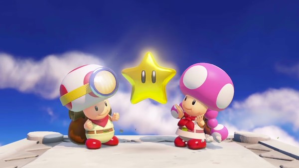 'Captain Toad' is So Fucking Cute It Will Make You Sick