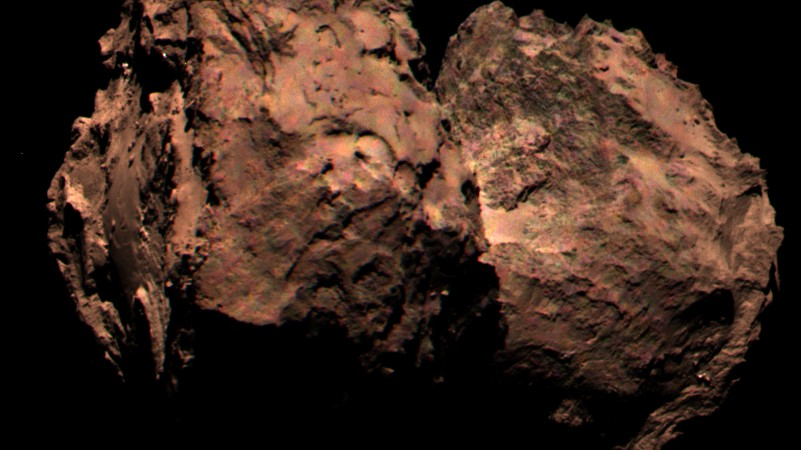 Comet Conspiracy! Here's Why We Haven't Seen Colour Photos of 67P