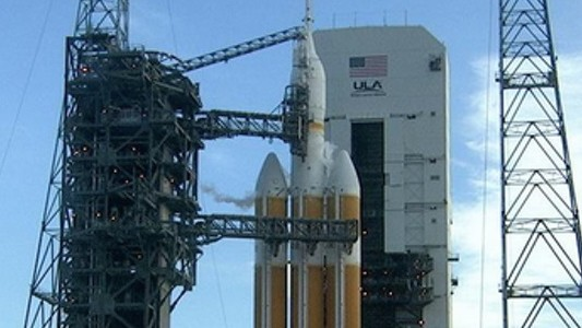 The First Launch of NASA's Orion Spacecraft Was Aborted, Rescheduled for Friday