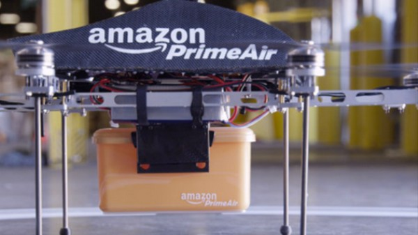 The FAA Calls Amazon's Bluff on Taking Drone Delivery Overseas