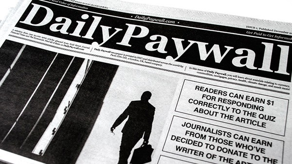 Behind the Daily Paywall: The Site that Pays You to Read Pirated Articles