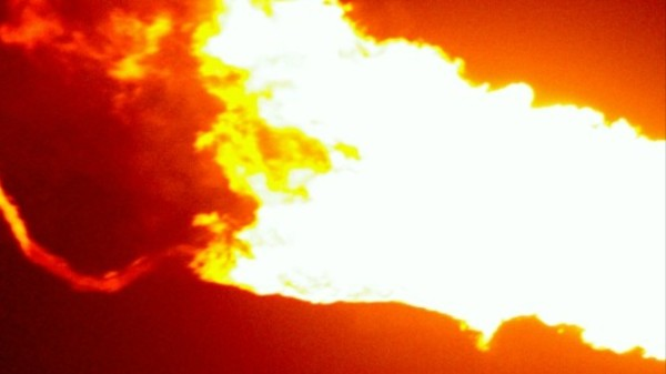 Why Oil Refineries Shoot Fireballs