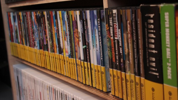 Why a Devout Game Collector Is Selling $164K Worth of Retro Games