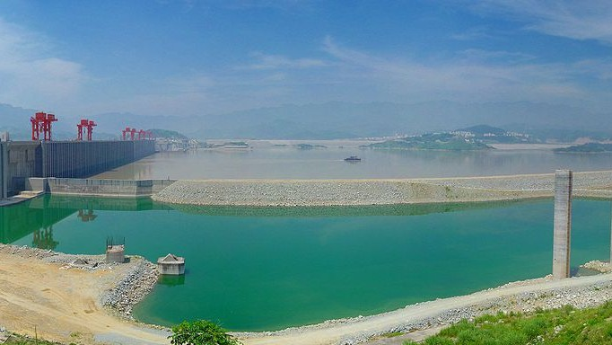 China's Three Gorges Dam Is Its Own Special Kind of Dystopia: Photos
