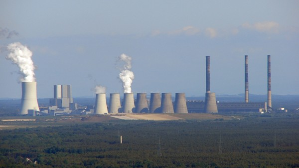 ​Could Electrons Be Used to Clean Up Coal Emissions?