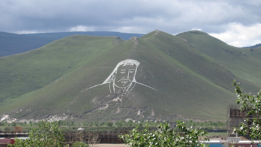 Finding Genghis Khan's Tomb from Space