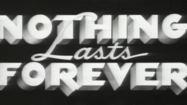 Nothing Lasts Forever: The Bill Murray Sci-Fi Film That Went Unseen for 30 Years