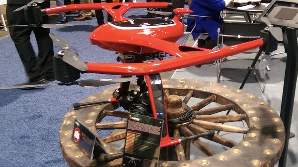 A Chinese Mystery Company Took Regular Quadcopters and Made Them Comically Large
