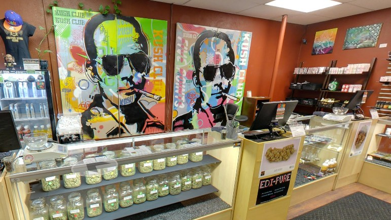 You Can Now Tour Colorado's Weed Shops on Google Street View