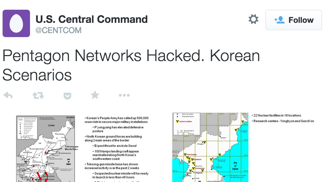 Why We Shouldn't Ignore the CENTCOM Twitter Hack