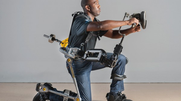 Exosuits Could Save Factory Workers from Losing Their Jobs to Robots