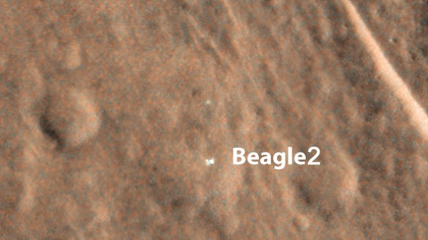 The Story of Beagle 2, the Long-Lost Martian Rover That's Finally Been Found