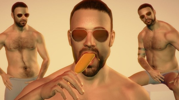 With a Popsicle and 'Immersive Cheek Physics,' Succulent Takes on Sex in Games