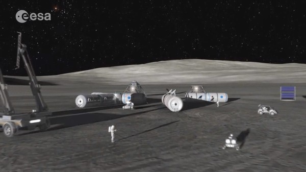It's Time to Build a Base Camp on the Moon
