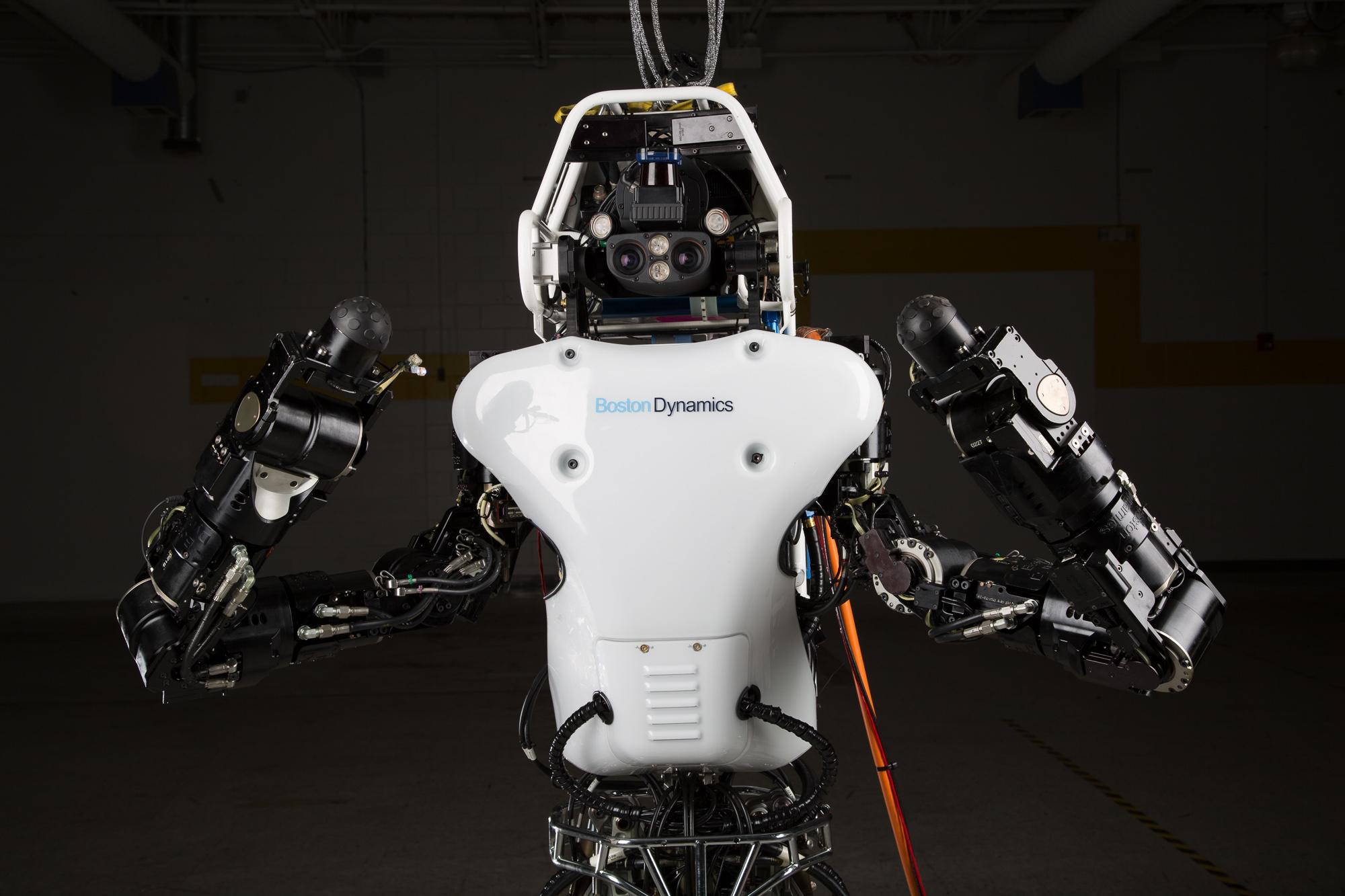 Google's Hydraulic Humanoid Robot Just Got Stronger