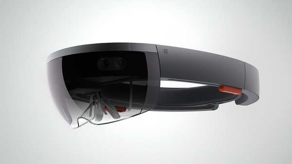 With Microsoft's New Holographic Computer Goggles, You'll Never Unplug Again