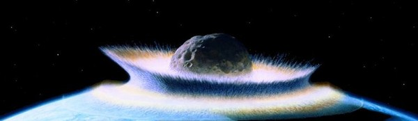Here's What Would Happen If an Earth-Sized Asteroid Hit Earth
