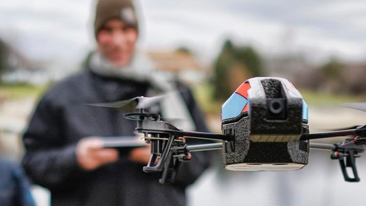New Malware Gives Hackers Another Way to Crash Your Drone