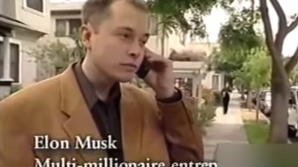 Elon Musk Bought a $1 Million Supercar in His First Video Appearance Ever