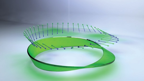 Physicists Made a Mobius Strip from Dueling Beams of Light