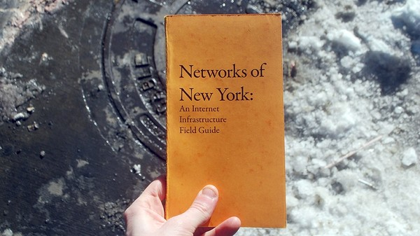 Field Guide Shows You What the Internet in New York City Looks Like IRL