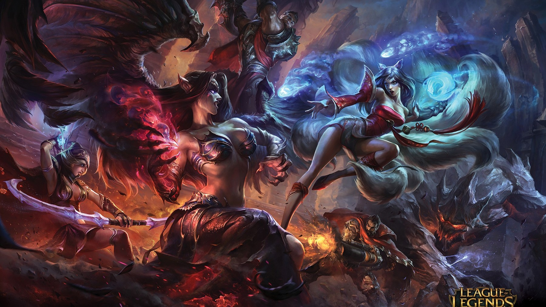 The 'League of Legends' Internet Works! Just Don't Ask About Net Neutrality