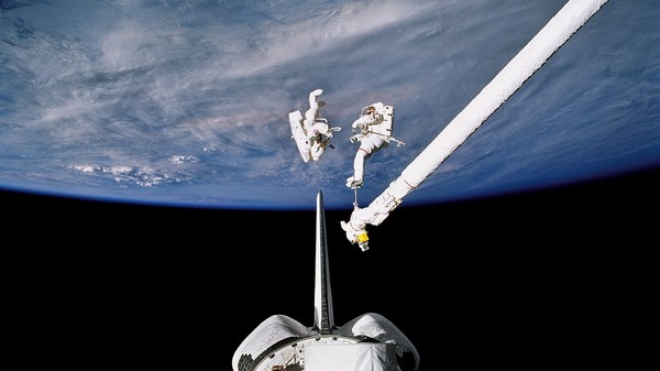 The Scariest Spacewalks in History