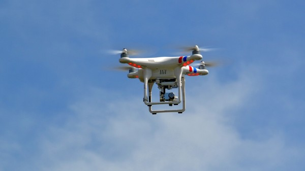 An Ad Company Is Flying Surveillance Drones Over Los Angeles