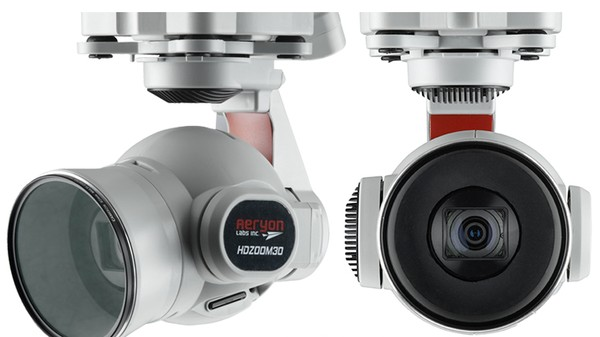 This Drone Zoom Lens Can Identify Your Face From 1,000 Feet Away