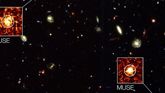 ​These Are the Best Deep Field Shots of the Universe Ever