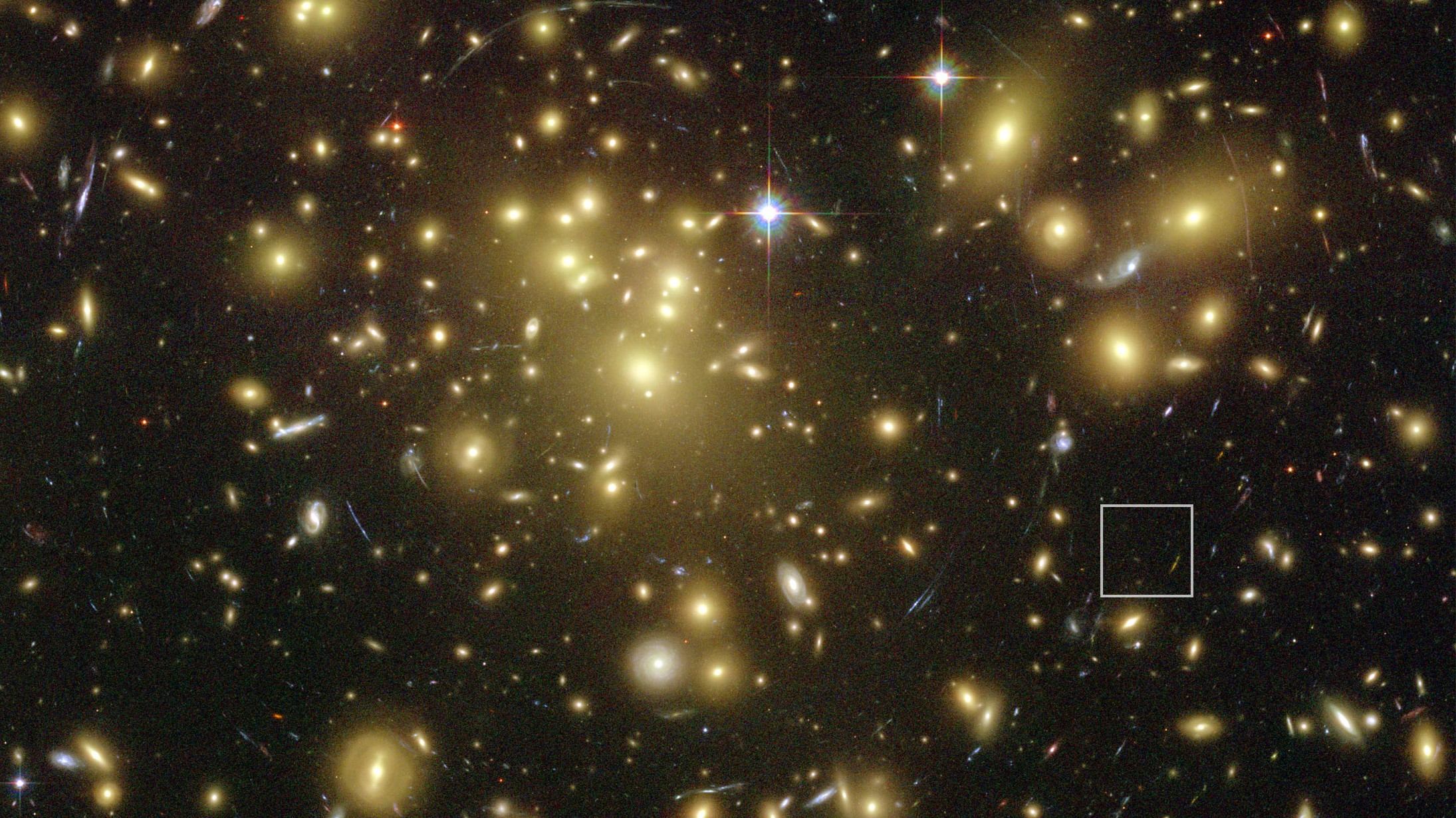 The Puzzling Galaxy at the Edge of Time and Space