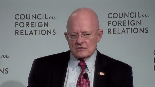 James Clapper: Kill the Patriot Act, But Don't Blame Me If Another 9/11 Happens