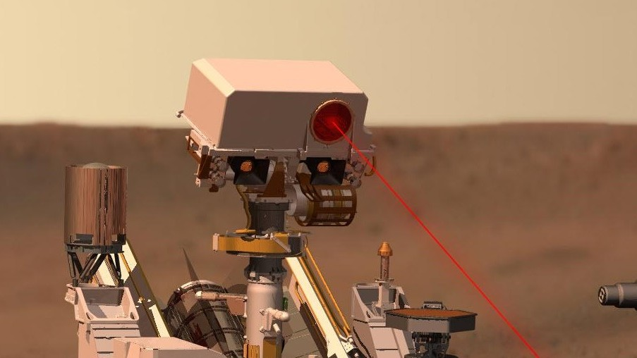 NASA Says the Curiosity Rover Is Okay After Short Circuit