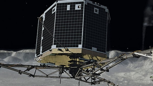 Is the Philae Comet Lander Dead? We'll Find Out Soon