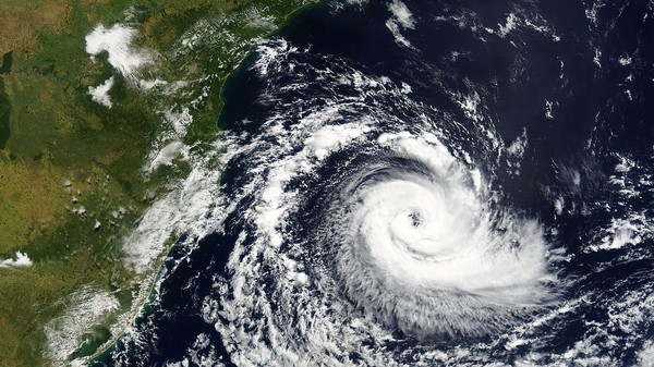 The Short Life and Death of an 'Impossible' Southern Atlantic Tropical Storm