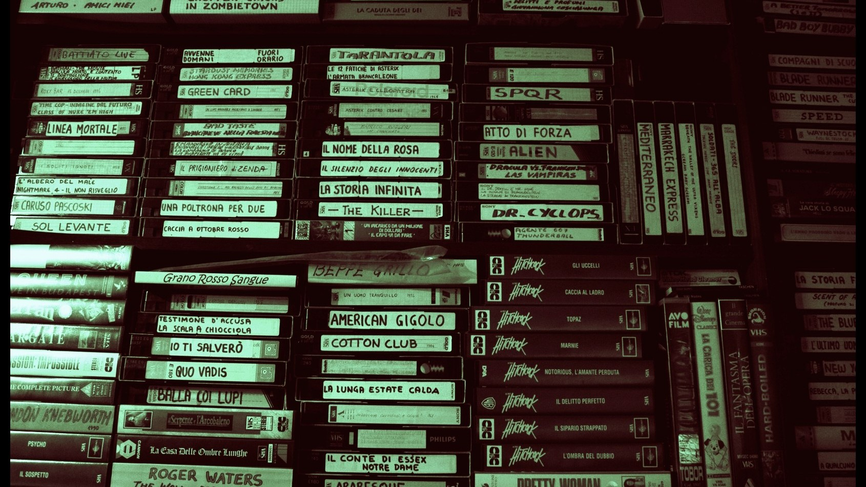Why We Don't Recycle VHS Tapes