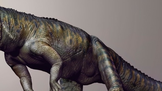 Behold, Carnufex: The Two-Legged Croc of the Triassic