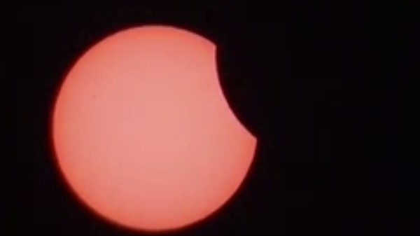 Here's Three Hours of Solar Eclipse Footage from Norway, Switzerland, and Russia