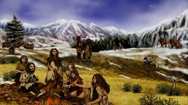 Volcanic Eruptions Did Not Kill the Neanderthals