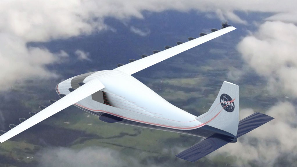 NASA's New X-Plane Design Has 18 Engines, Pencils for Wings