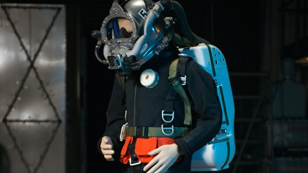 A Worldwide Helium Shortage Forced the Navy to Make a Better Diving Suit