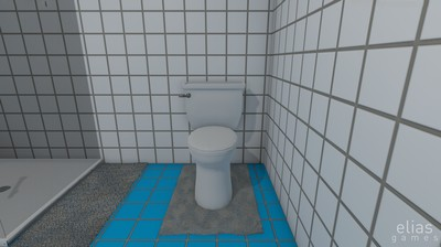 'Bathroom Simulator' is een smerig spelletje