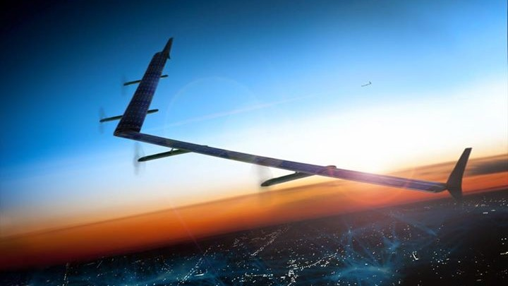 This Is What Facebook's Drone Looks Like
