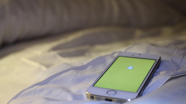 People Joke Sext Way More Than They Really Sext on Snapchat